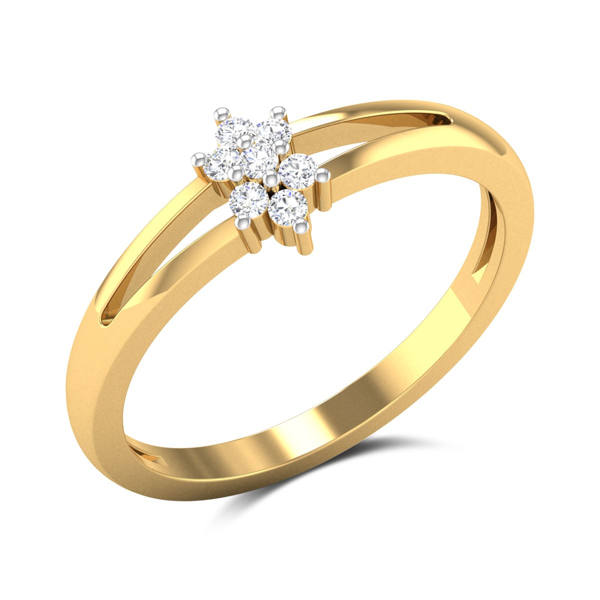 Heidi Diamond Ring