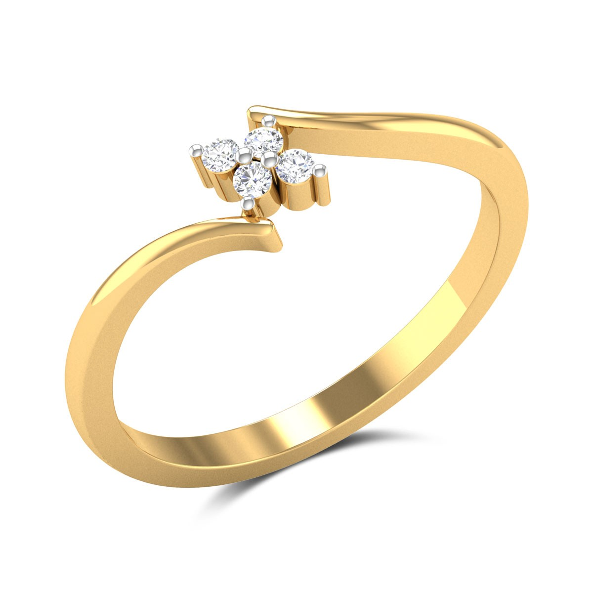 Ivy Diamond Ring