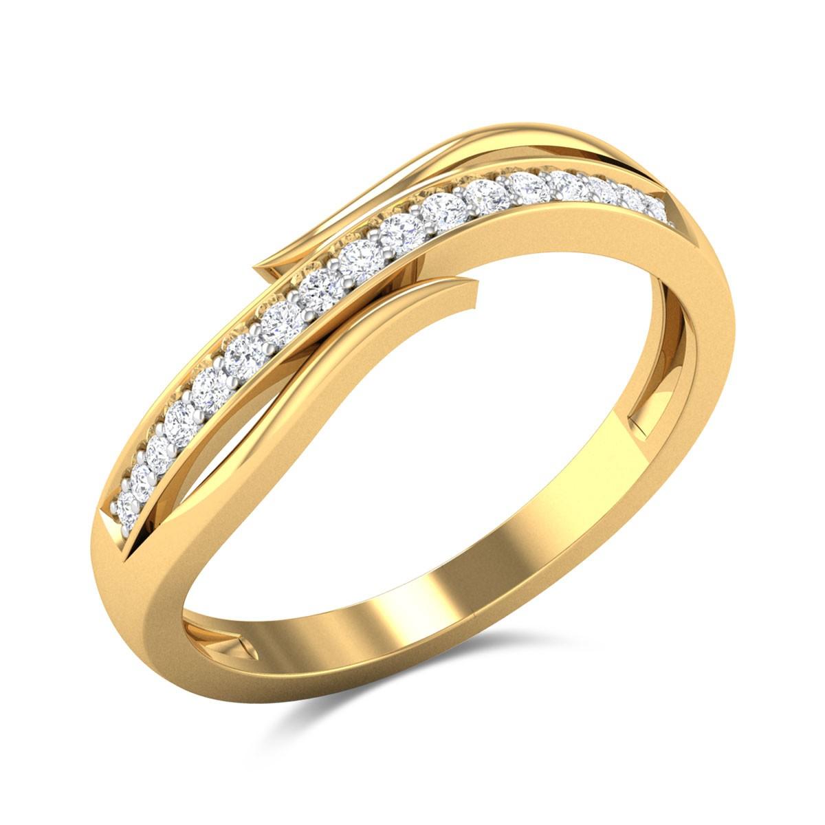 Florance Diamond Ring