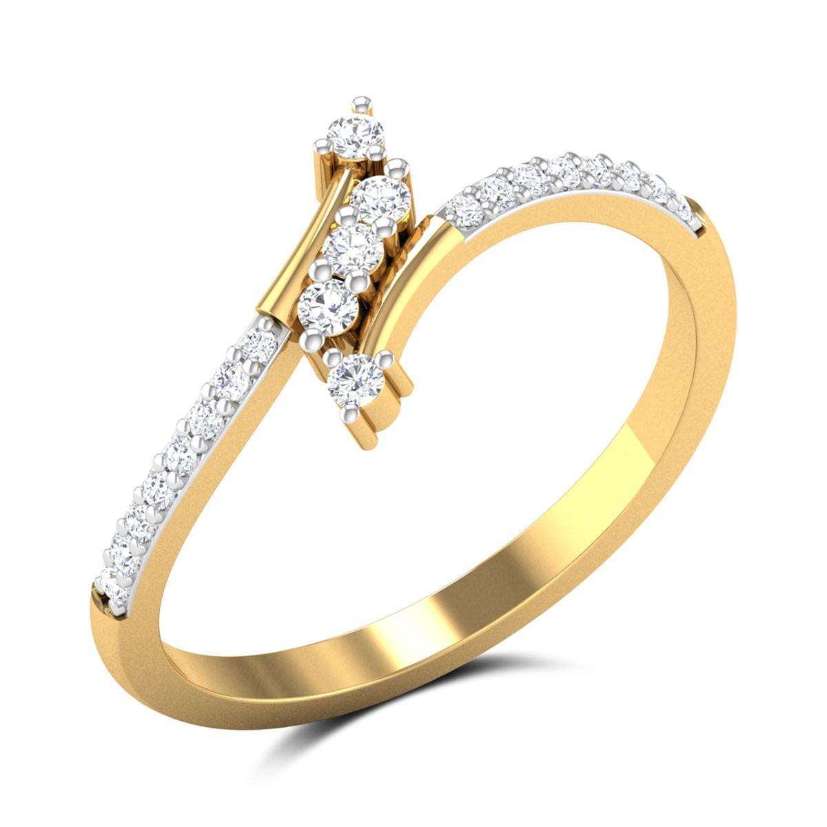 Summer Diamond Ring