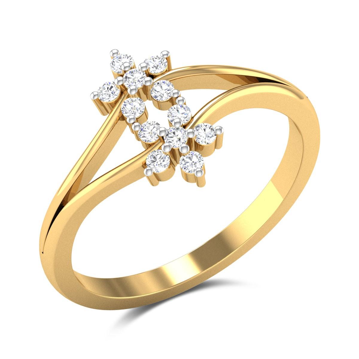 Hannah Diamond Ring