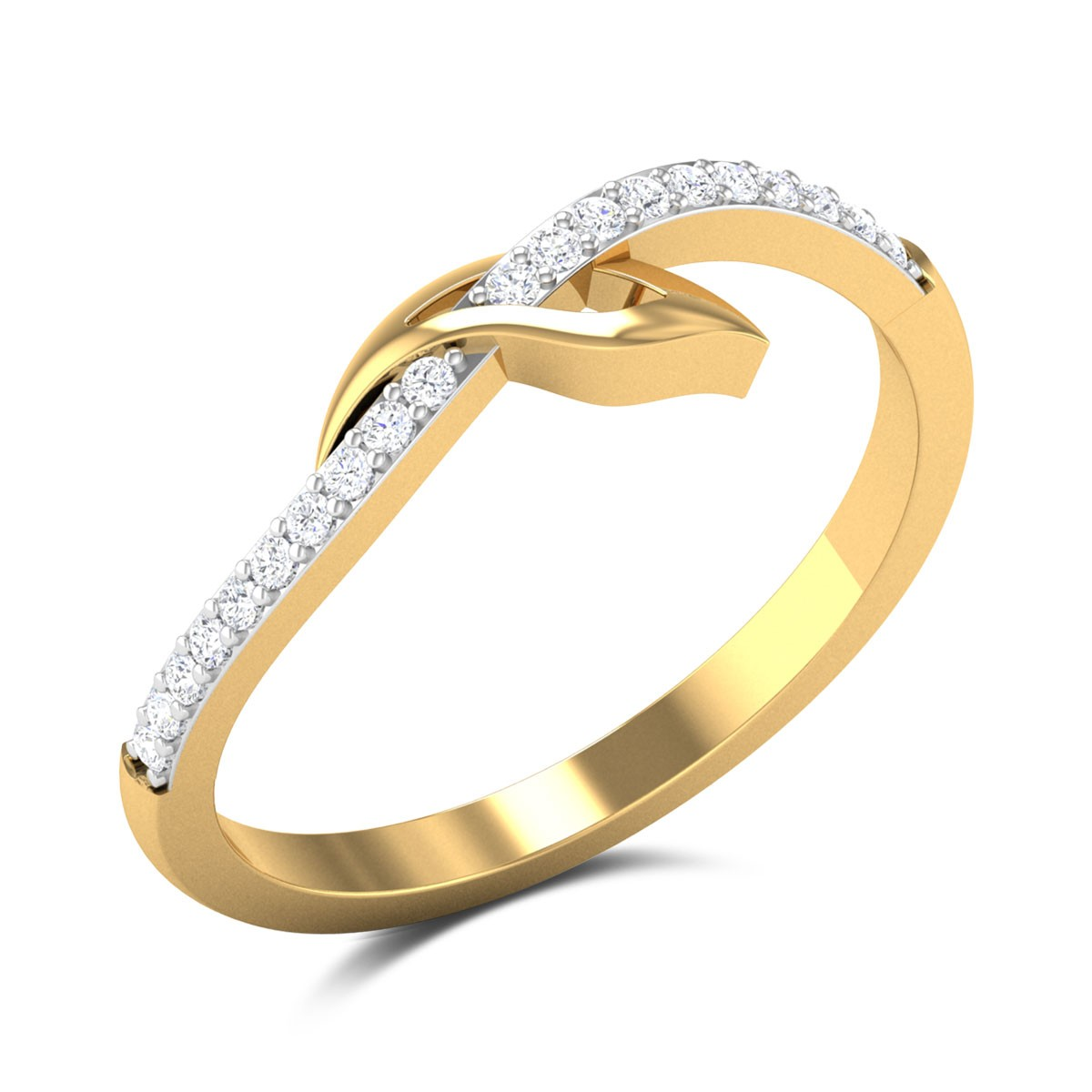 Nikita Diamond Ring
