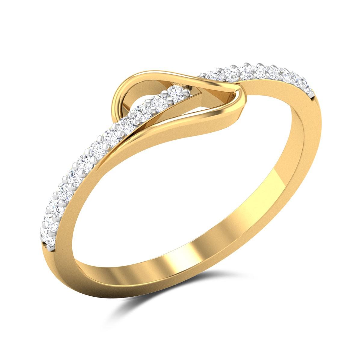 Aisha Diamond Ring