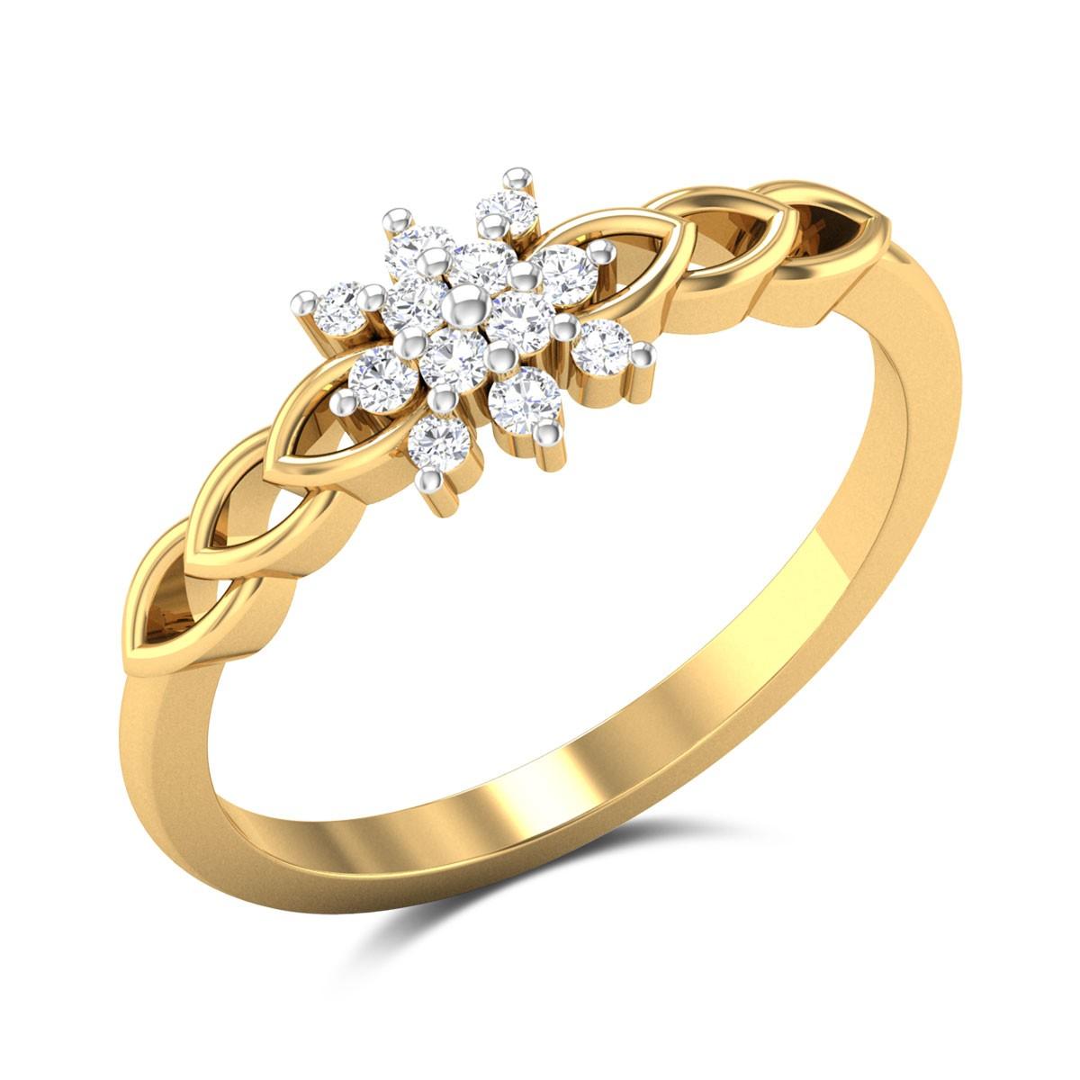 Cessair Diamond Ring