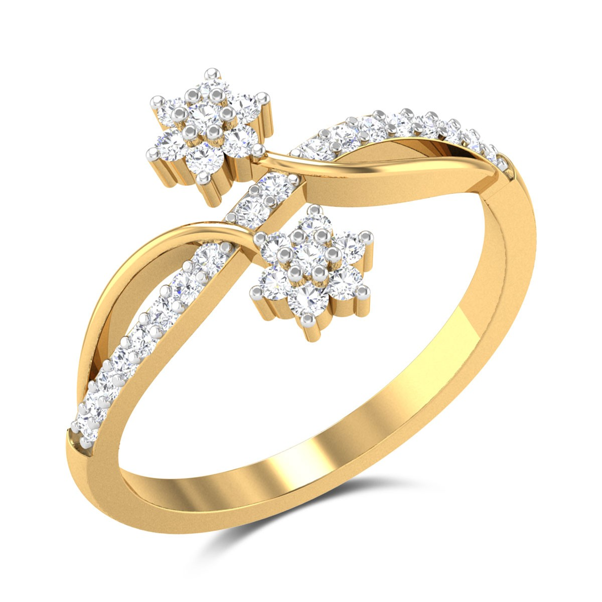 Dealla Diamond Ring