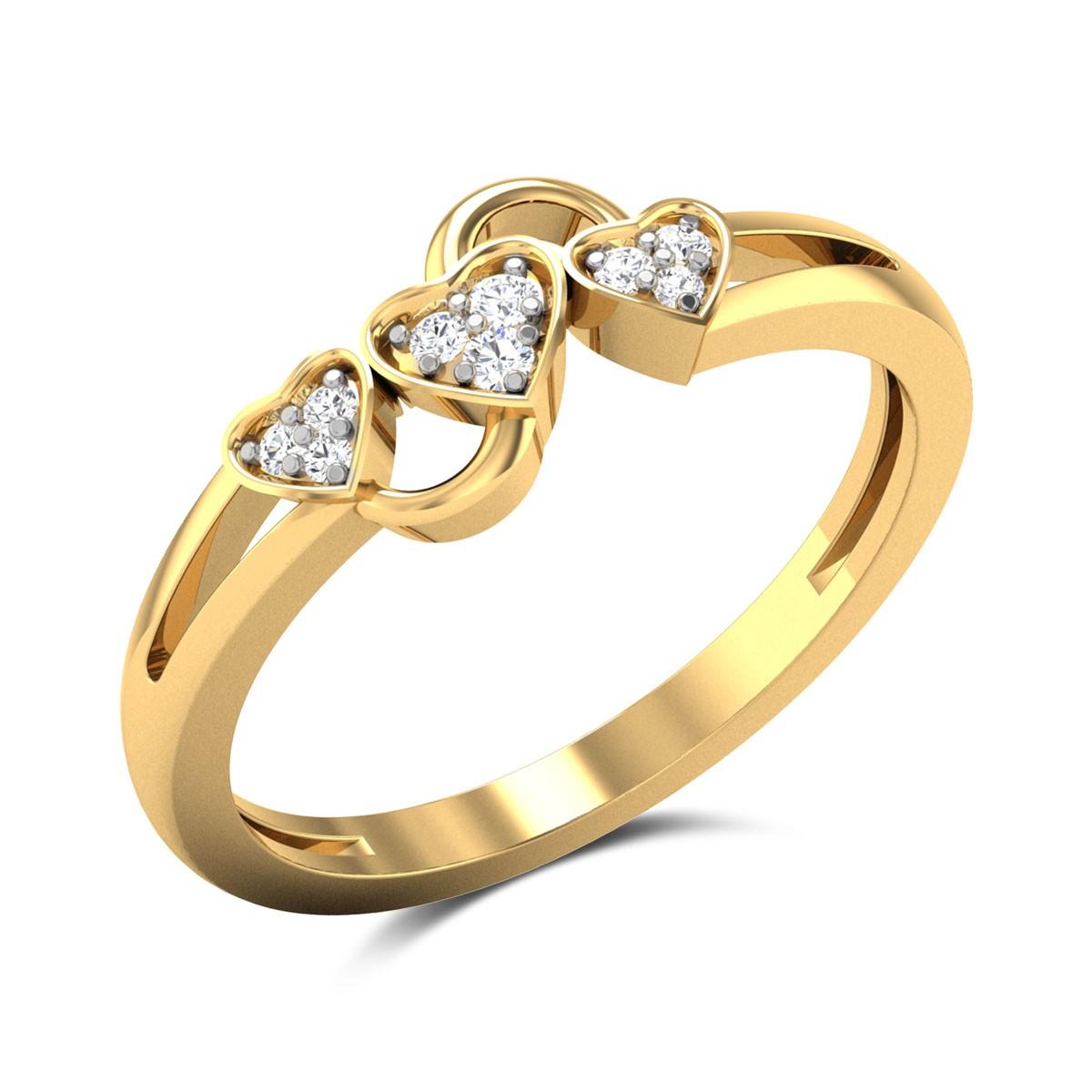 Patricia Diamond Ring
