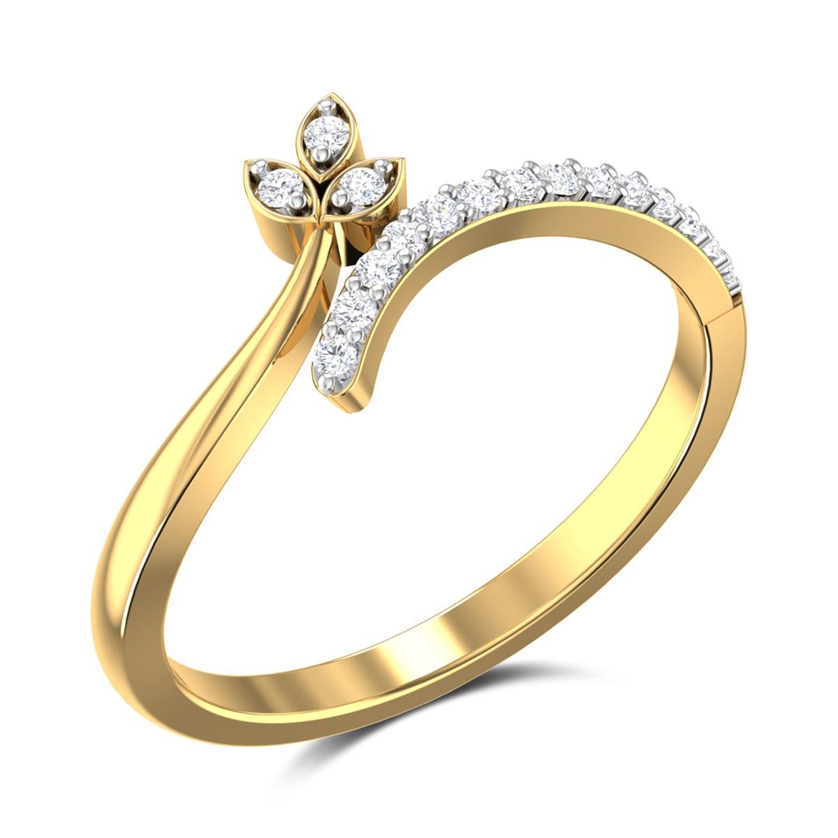Andrea Diamond Ring