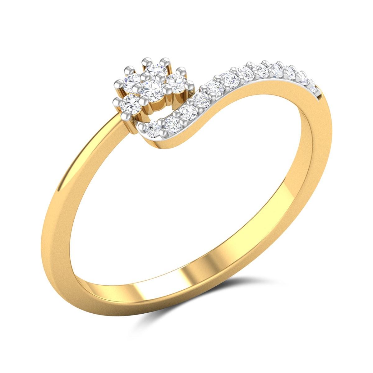 Winnie Diamond Ring
