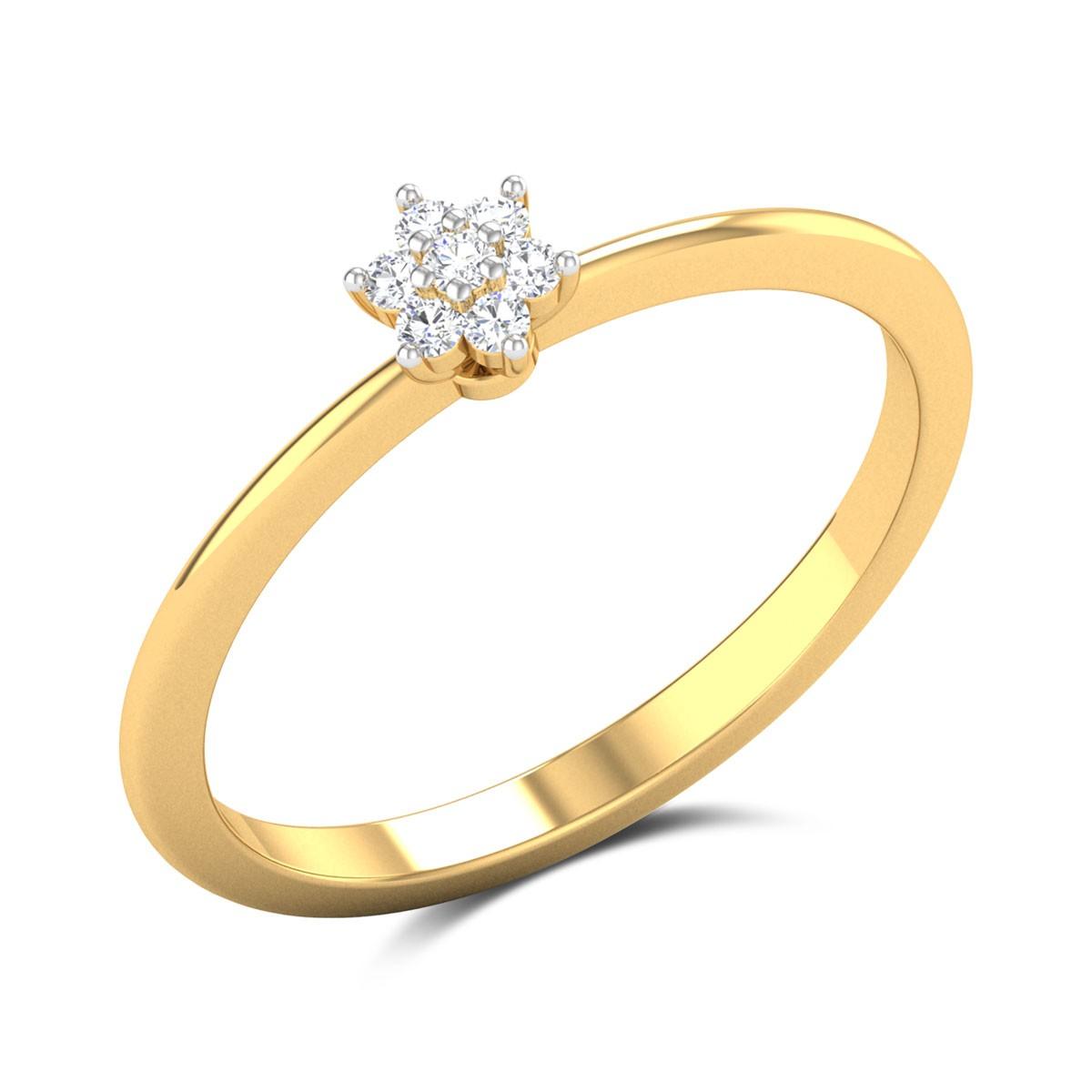 Alexia Diamond Ring
