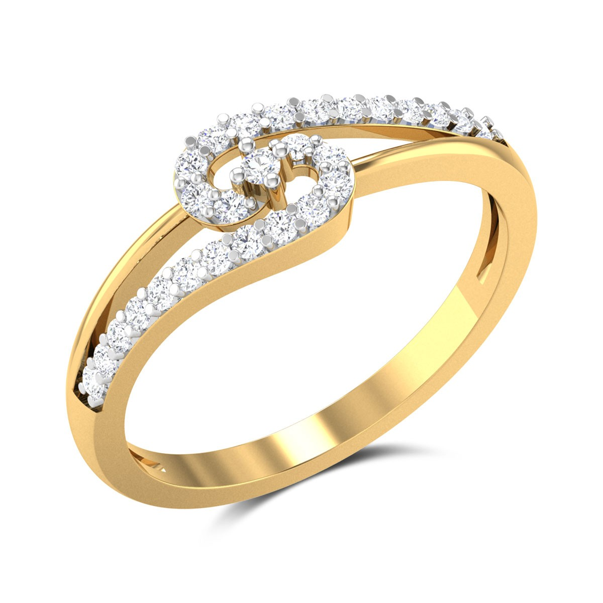 Rachel Diamond Ring