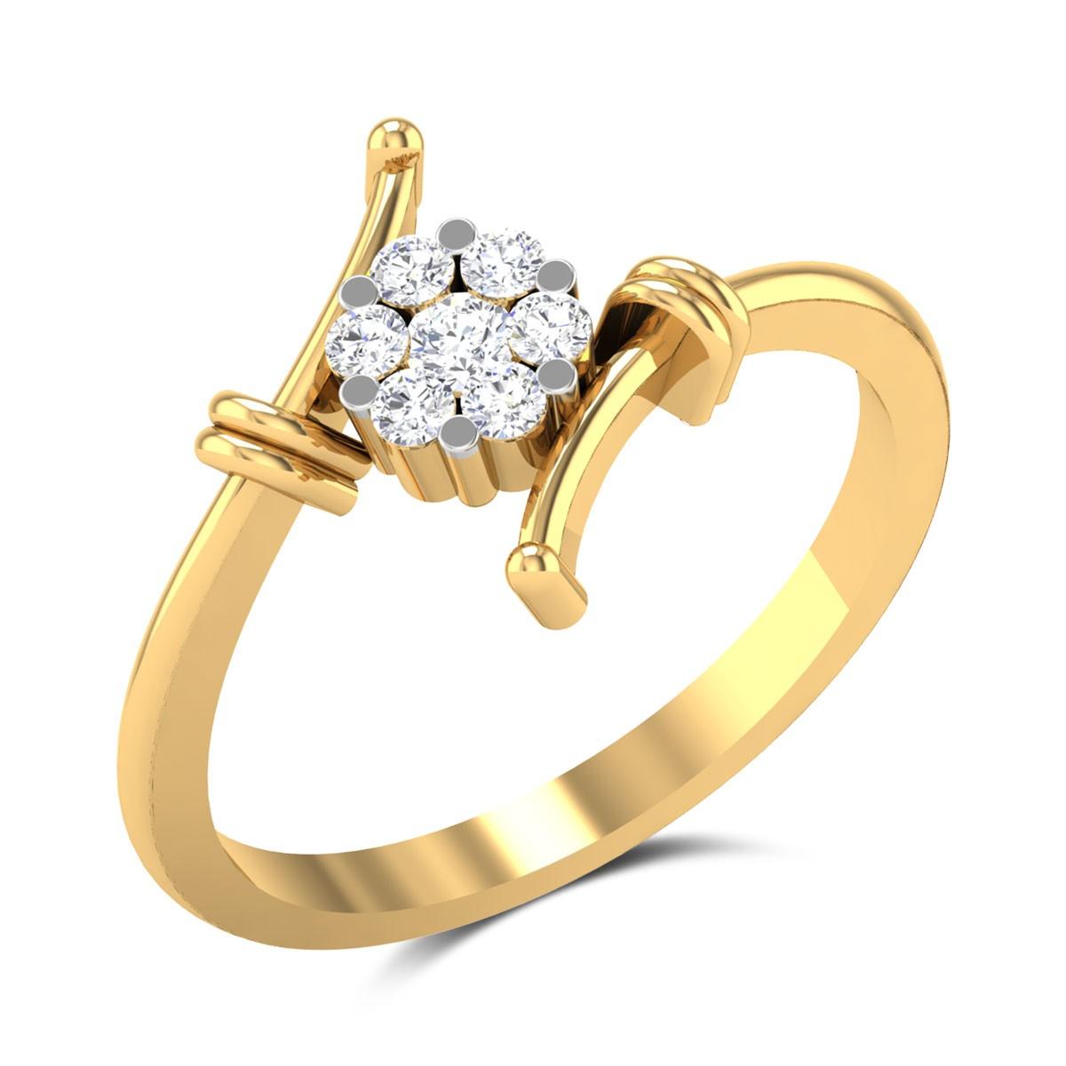 Tayah Diamond Ring