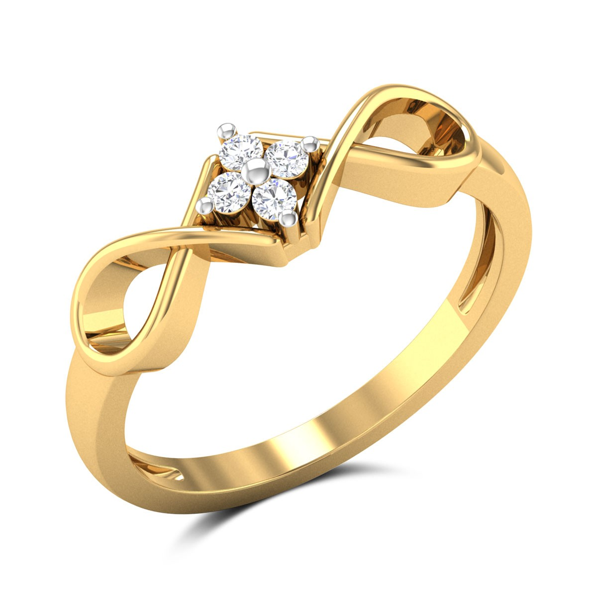 Chanelle Diamond Ring