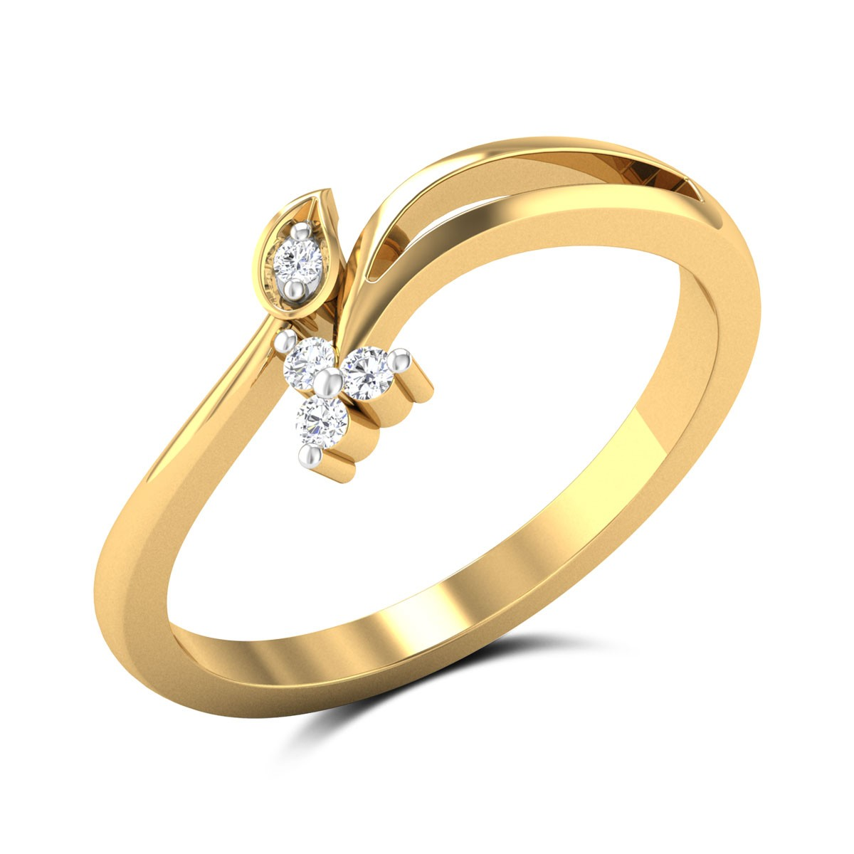 Agatha Diamond Ring