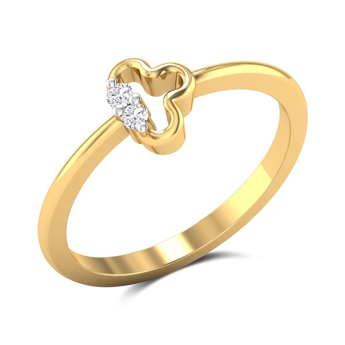 Kaycee Diamond Ring