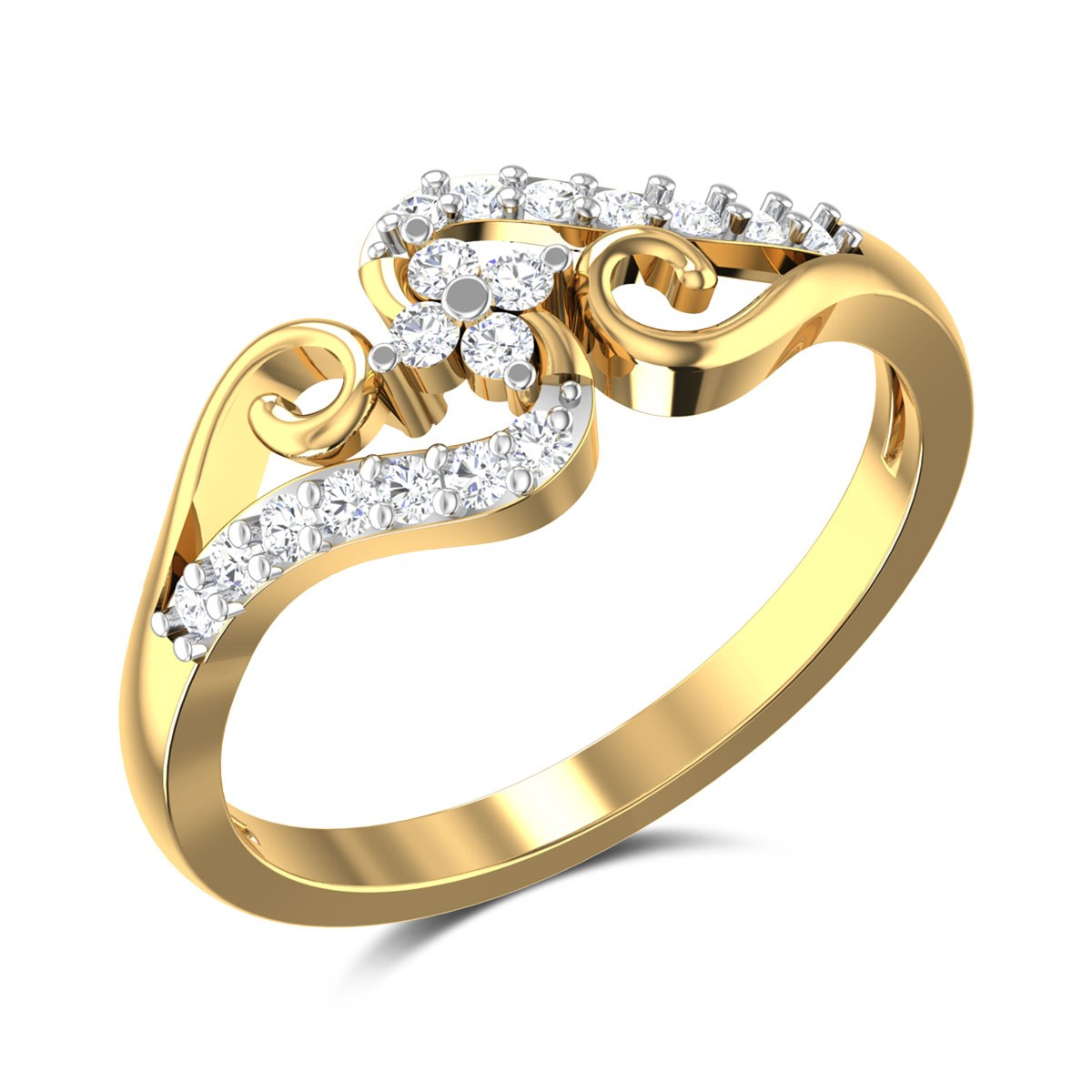 Lillyann Diamond Ring