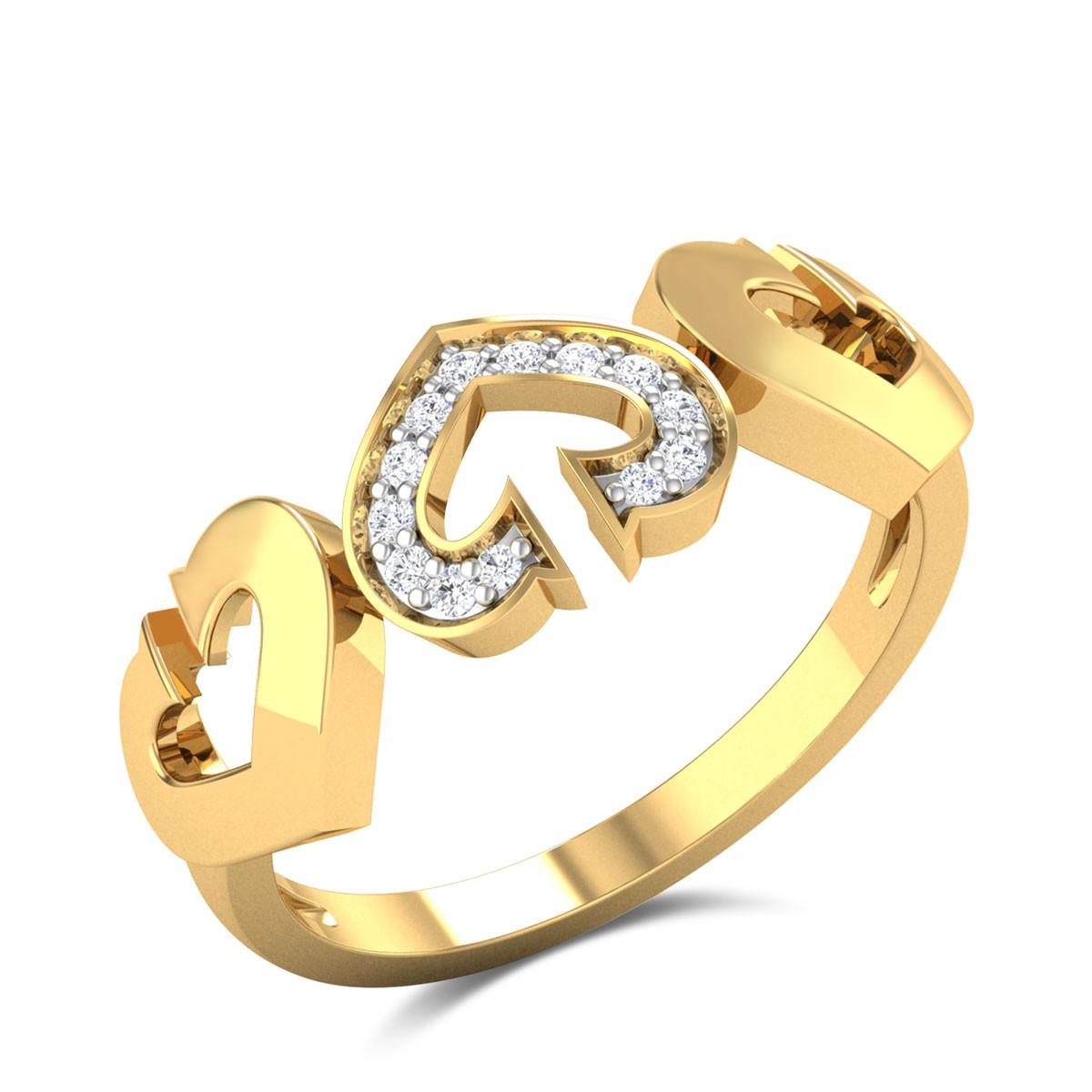 Merryn Diamond Ring