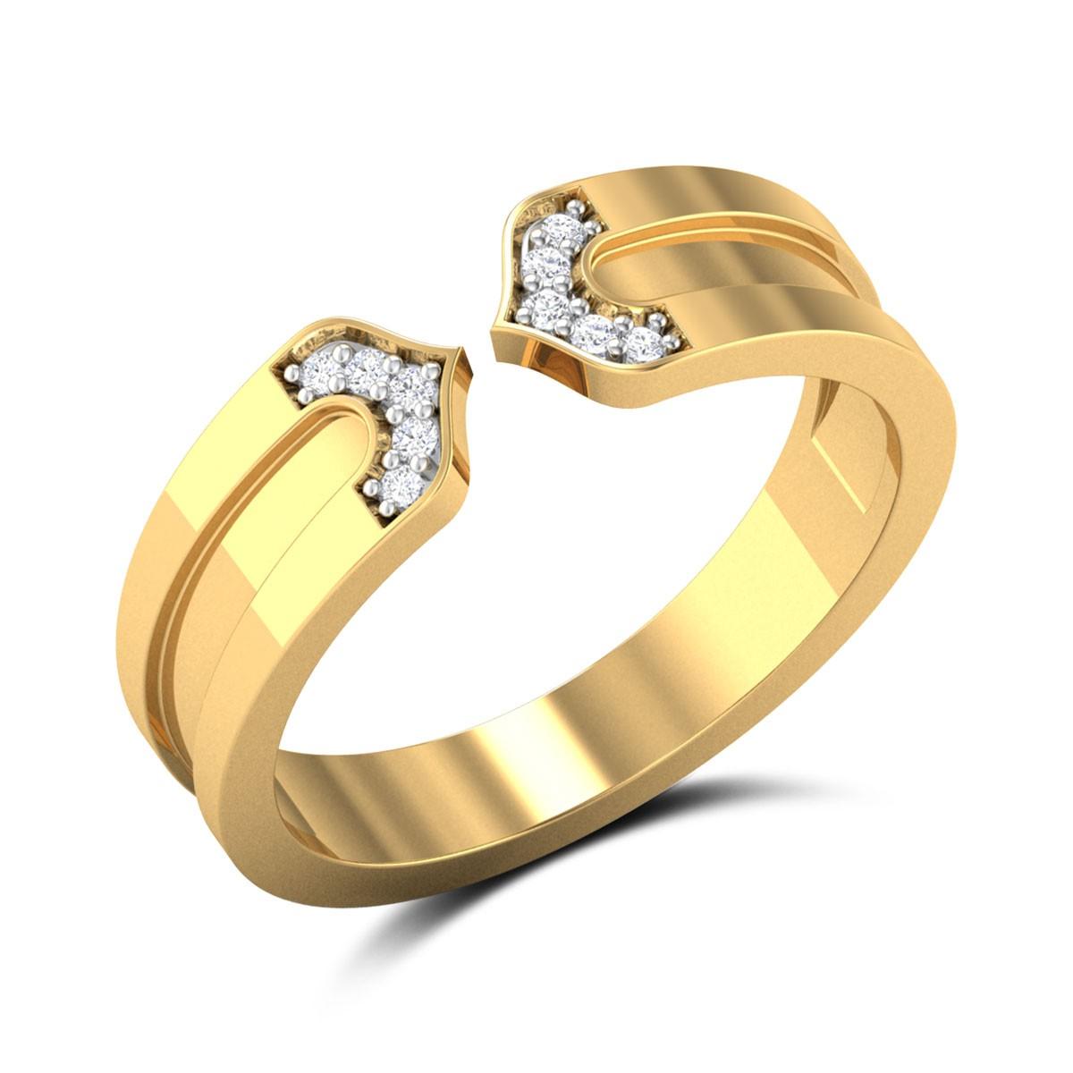 Rubi Diamond Ring
