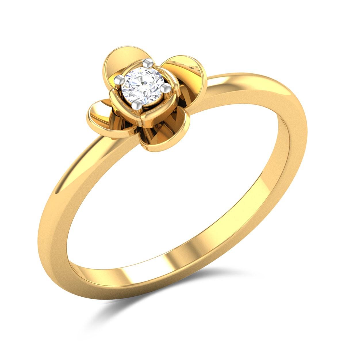 Amrit Diamond Ring