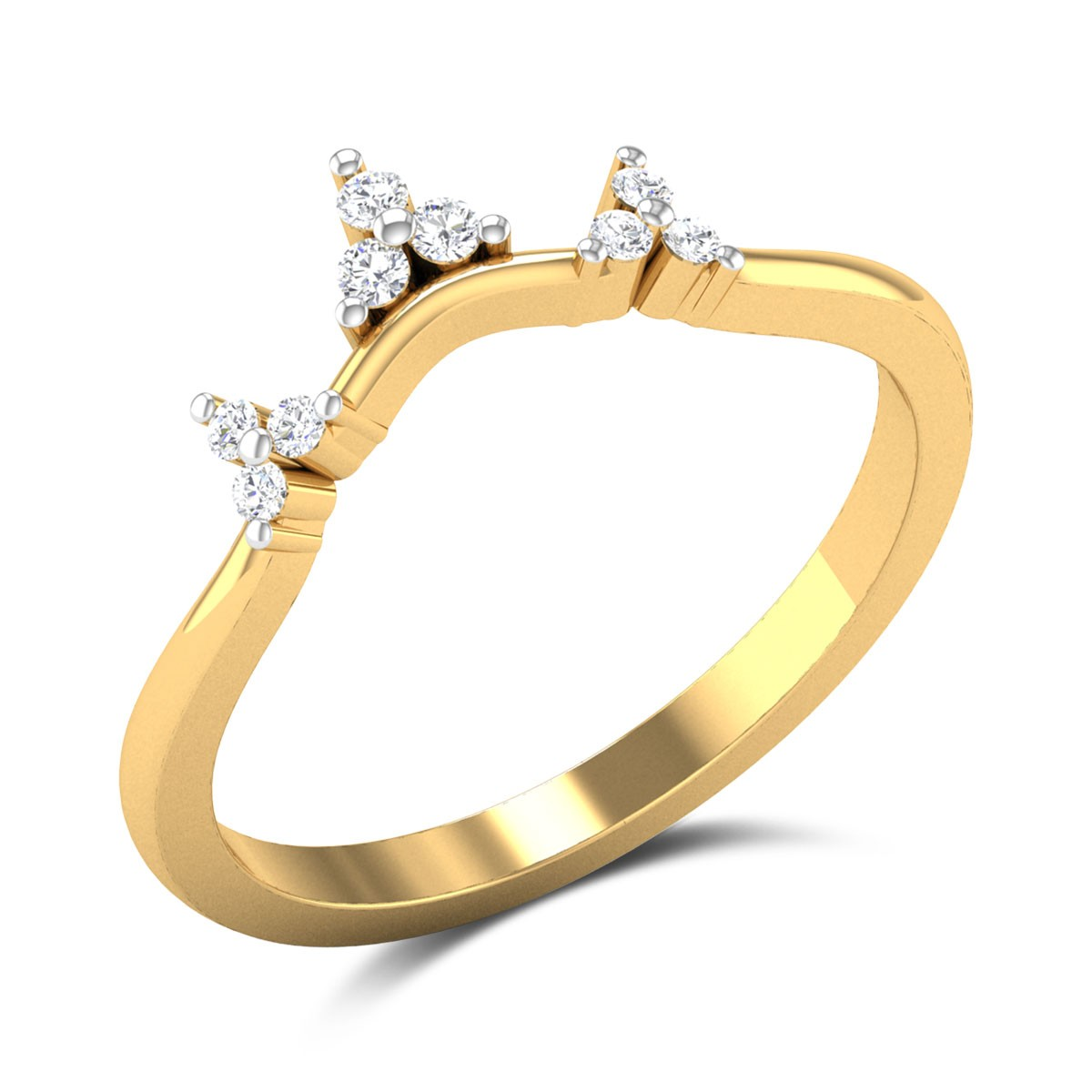 Hibba Diamond Ring