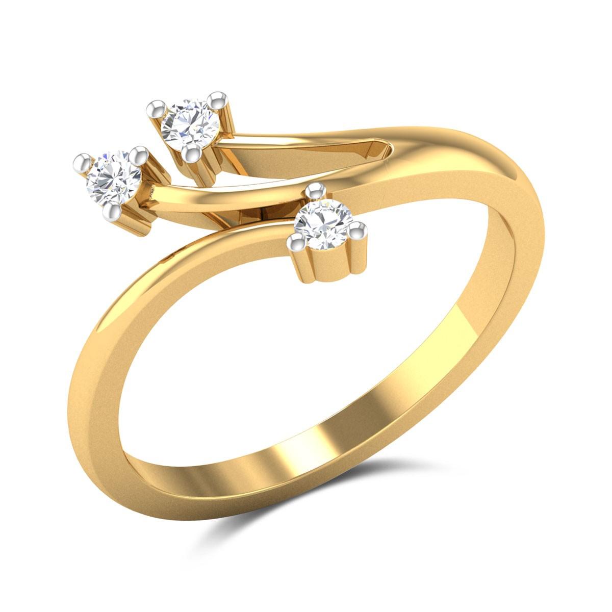 Khushi Diamond Ring