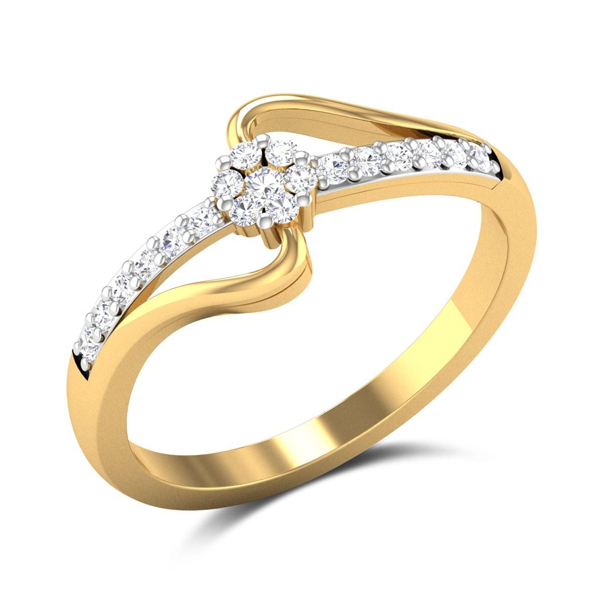 Lacie Diamond Ring