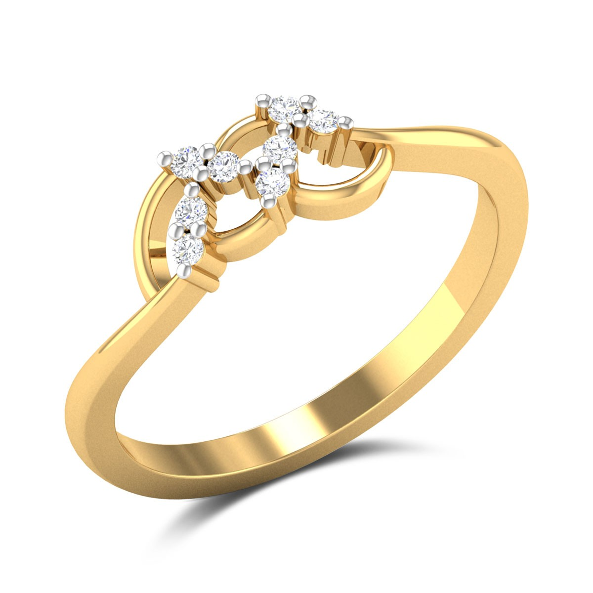 Romilly Diamond Ring