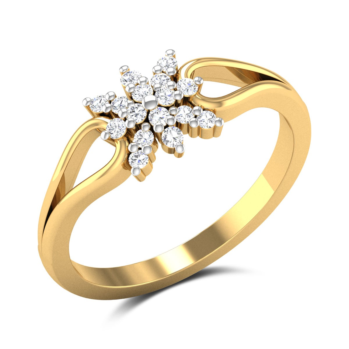 Safiyah Diamond Ring