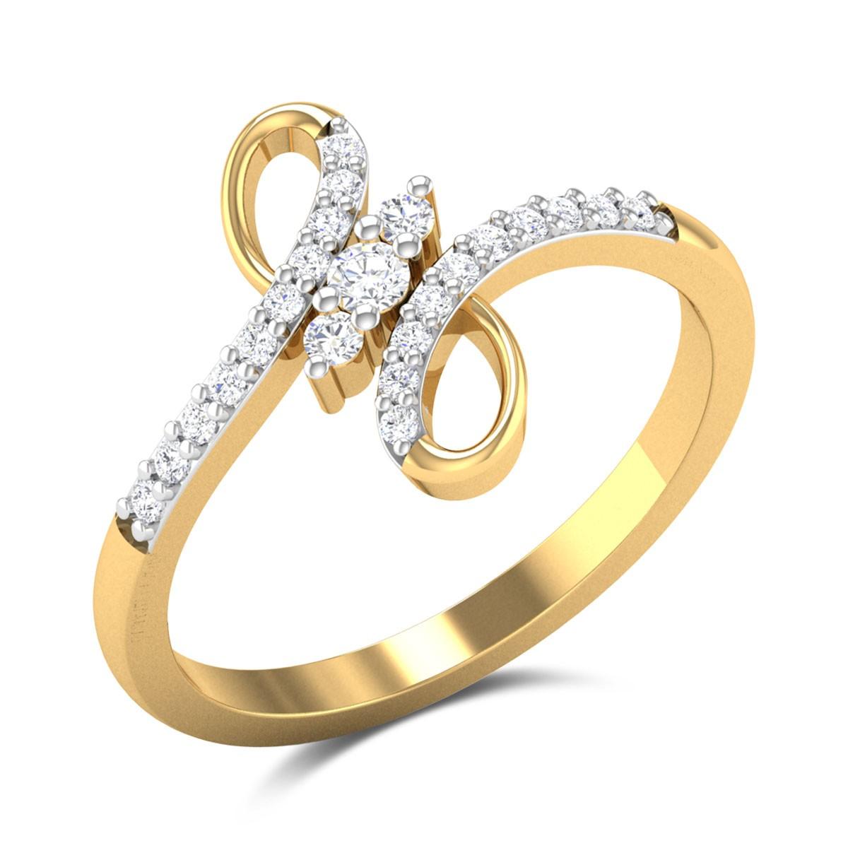 Keiza Diamond Ring