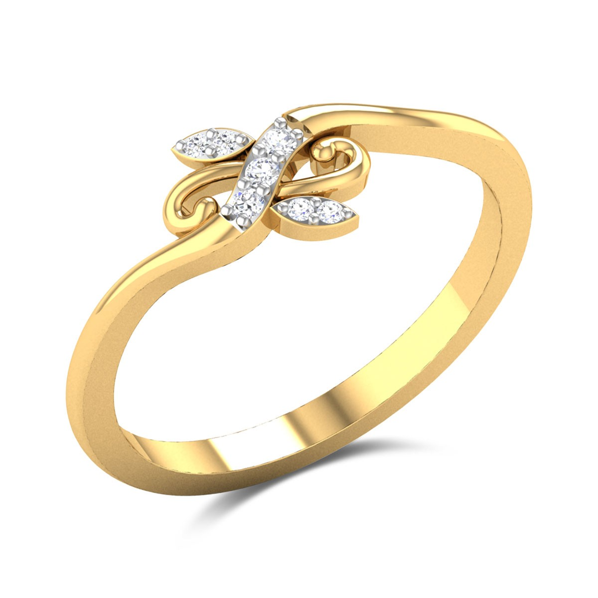 Paula Diamond Ring