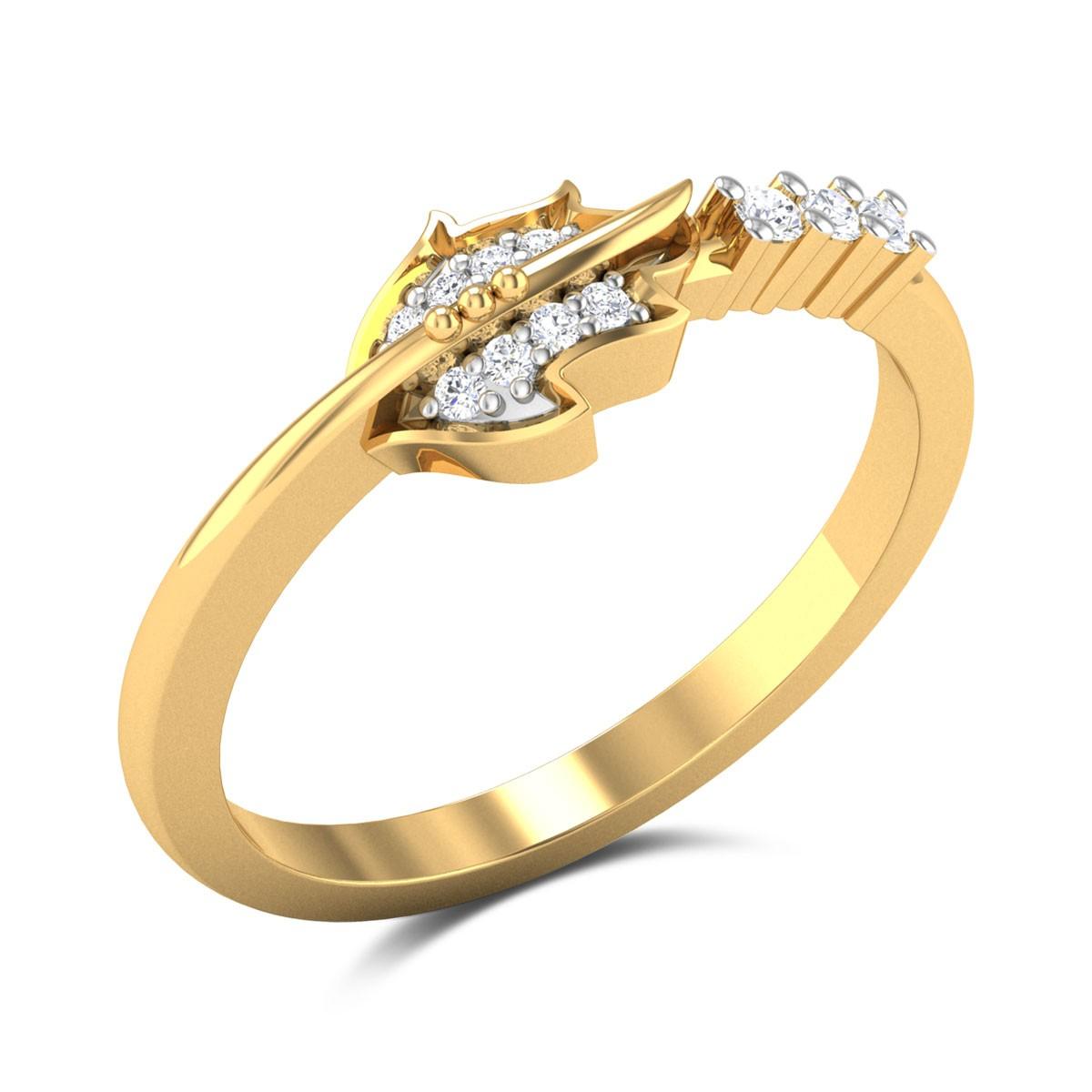 Brille Diamond Ring