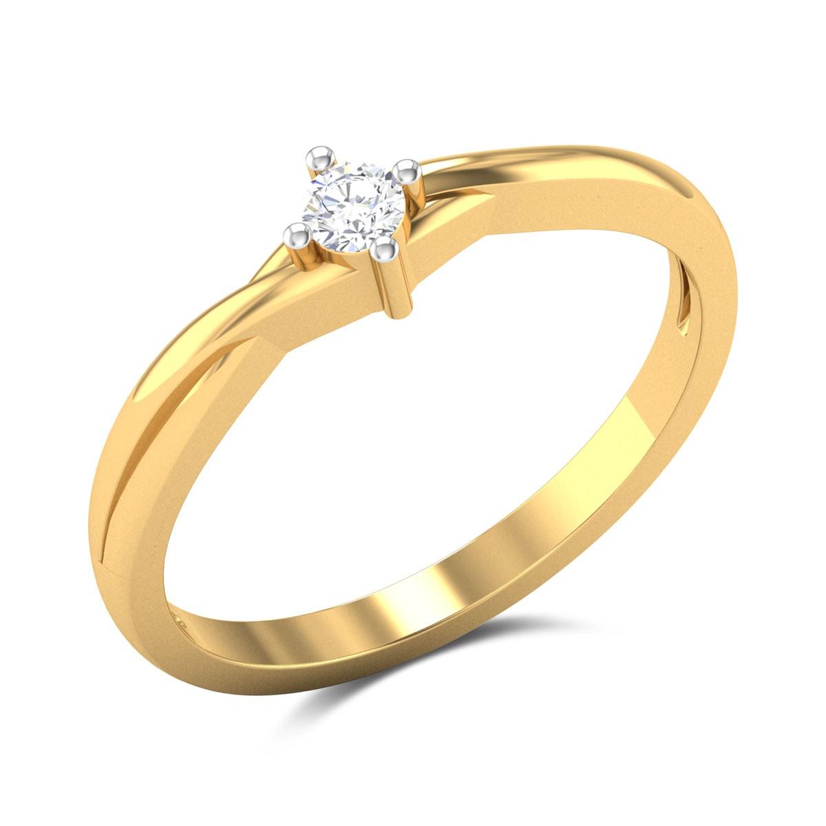 Teagan Diamond Ring
