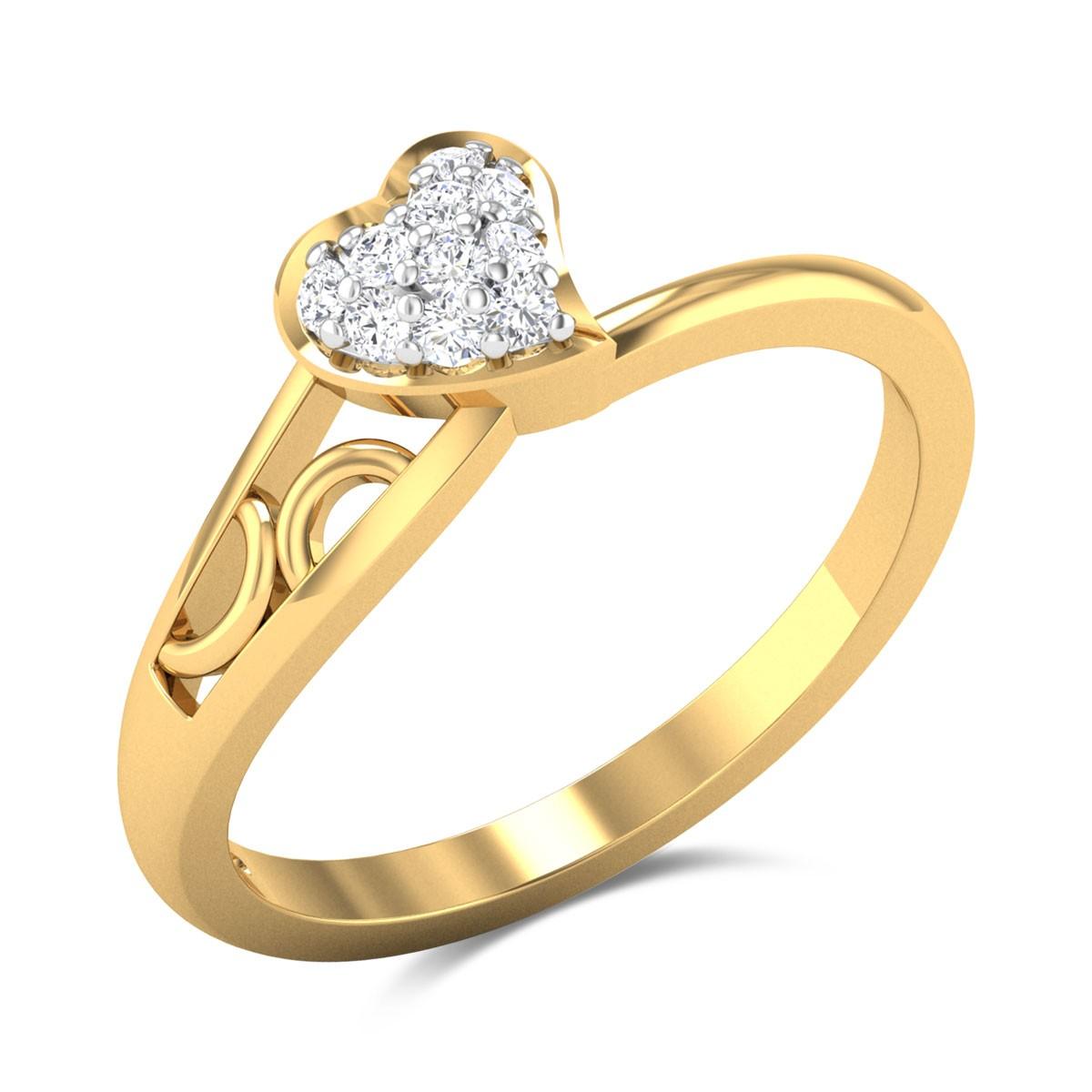 Danialle Diamond Ring