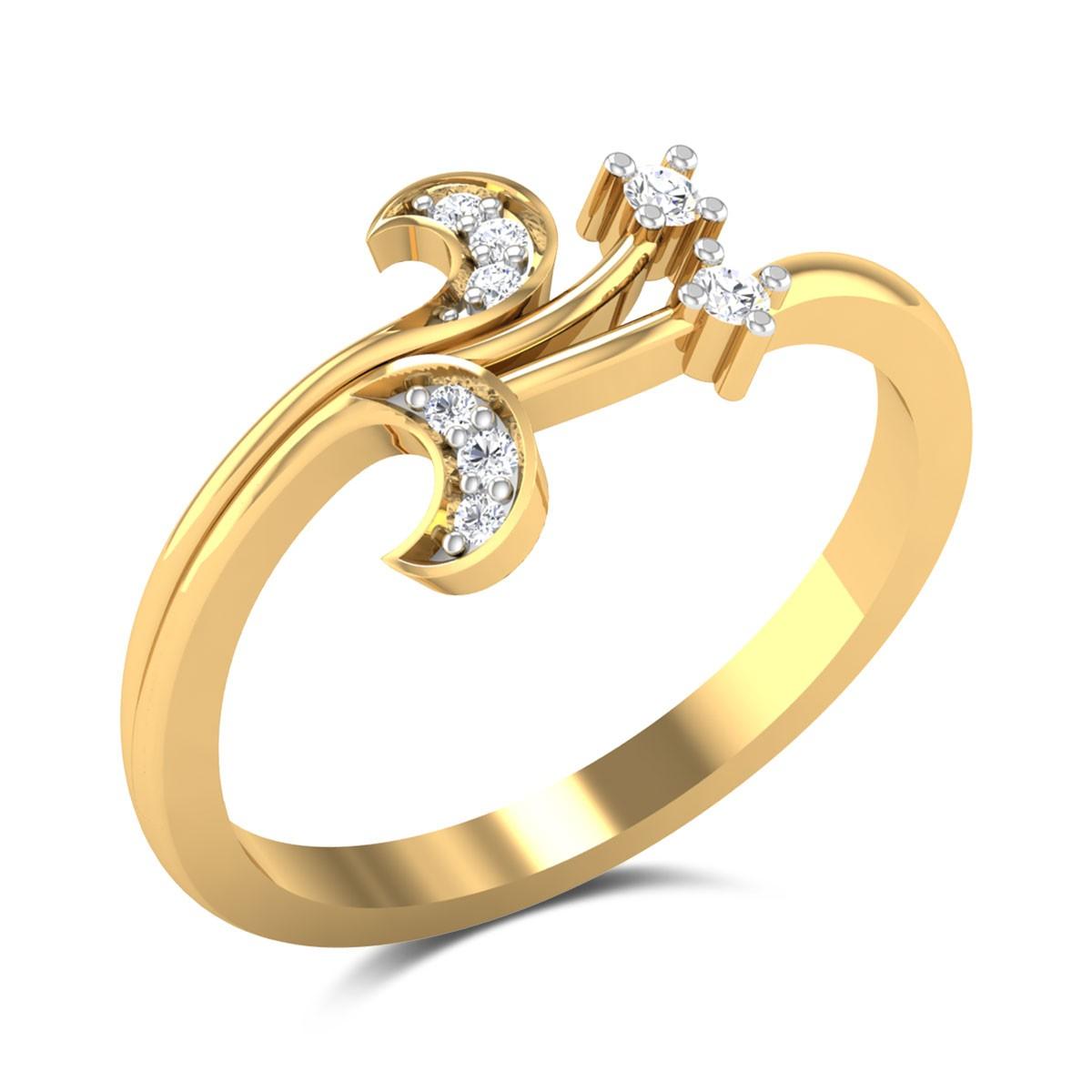 Jaylah Diamond Ring