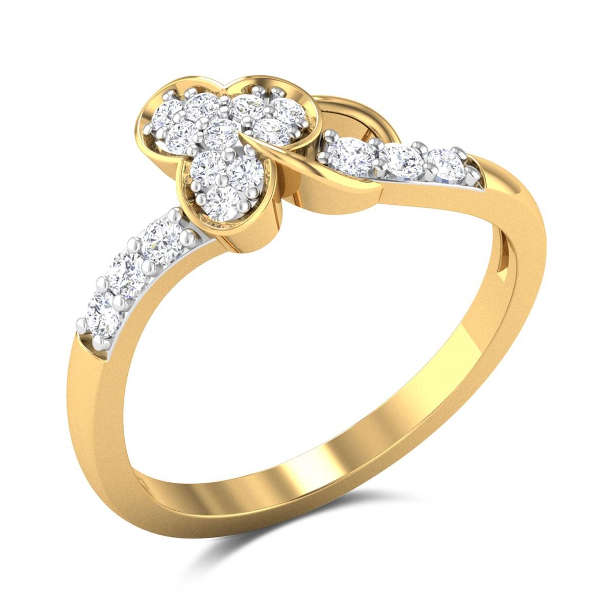 Kamelia Diamond Ring