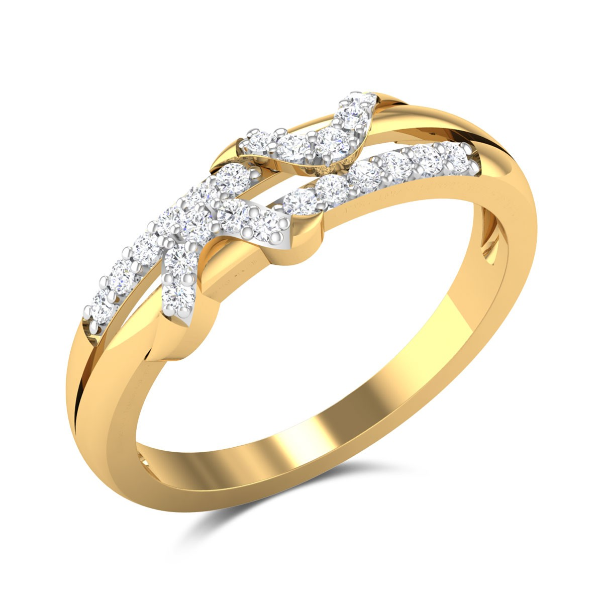 Zuri Diamond Ring