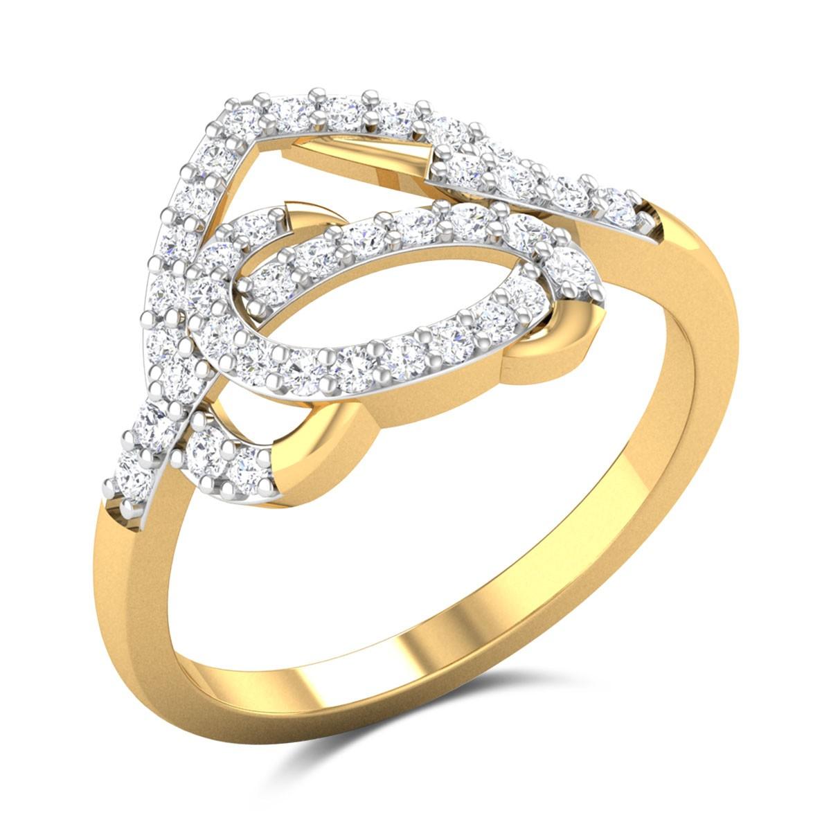 Candice Diamond Ring