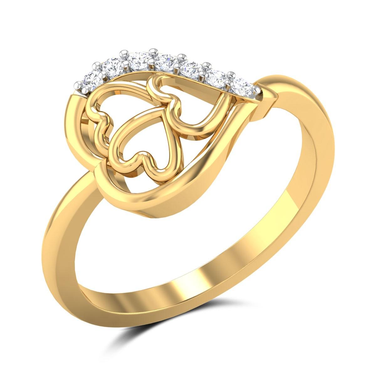 Heyley Diamond Ring