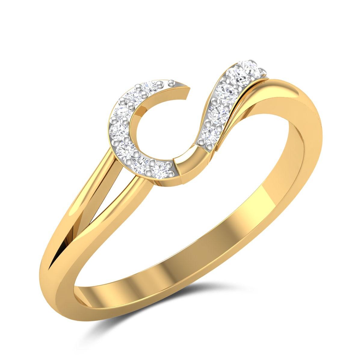 Addilyn Diamond Ring