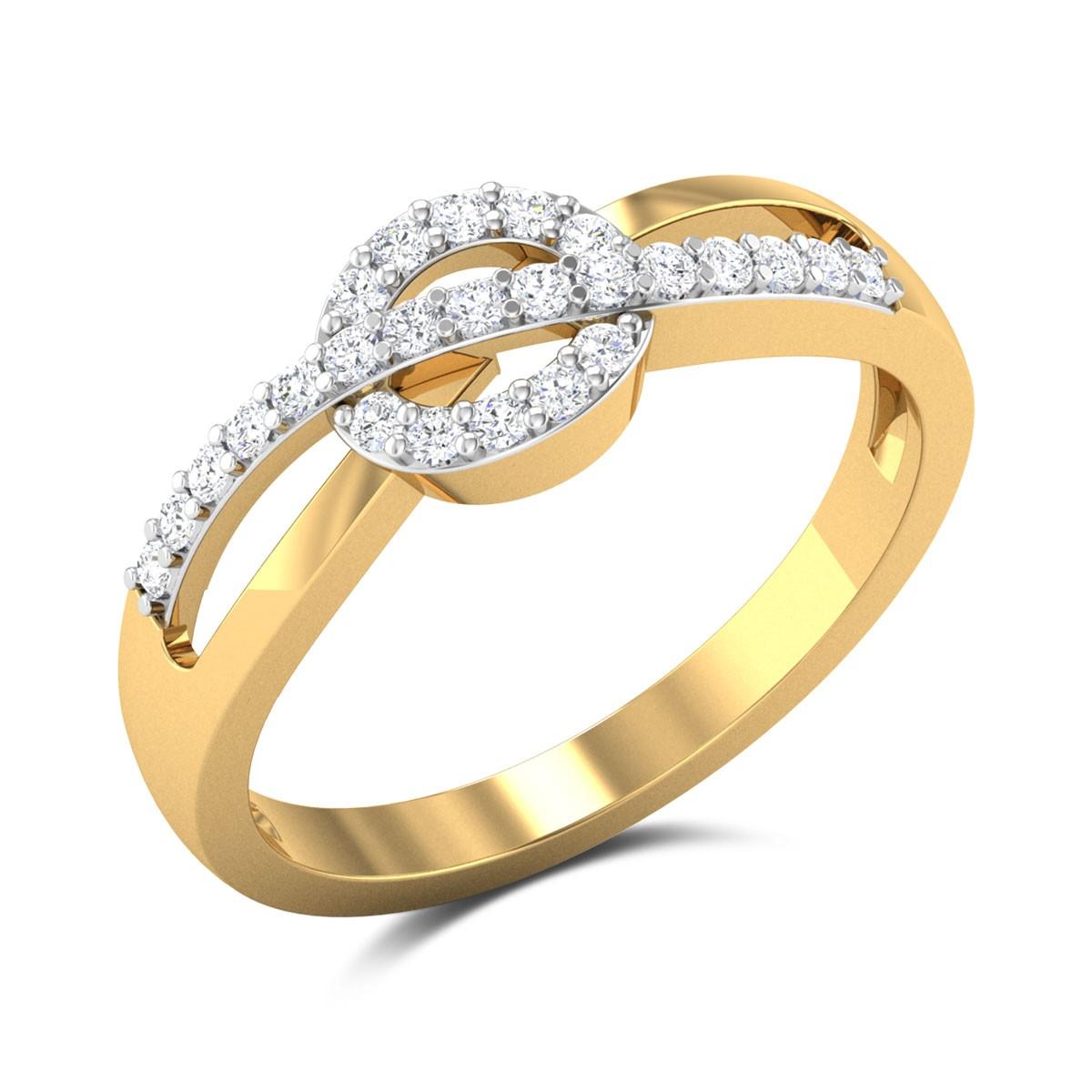Vivienne Diamond Ring