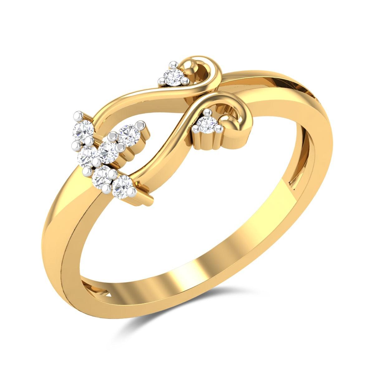 Meara Diamond Ring