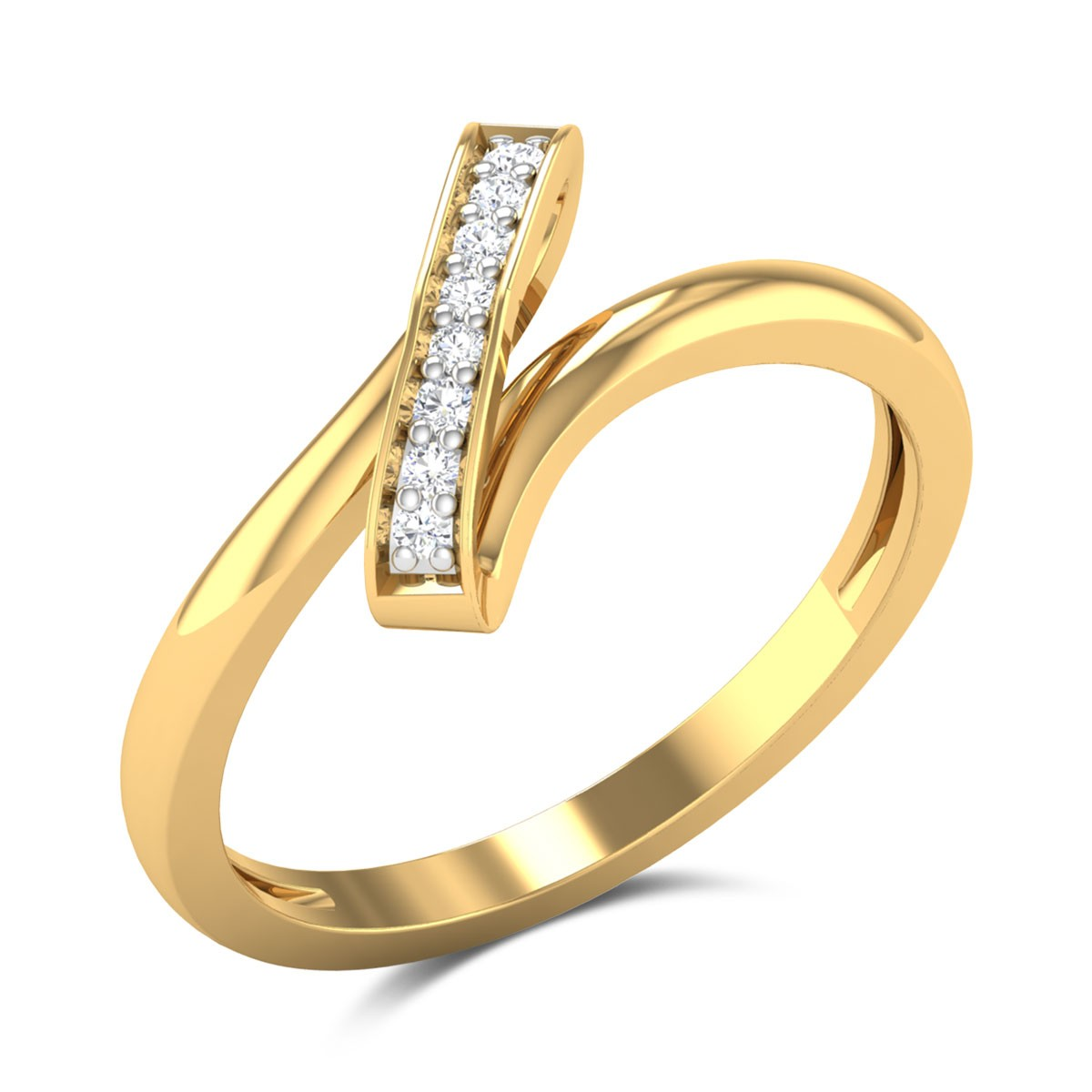 Aakaanksha Diamond Ring
