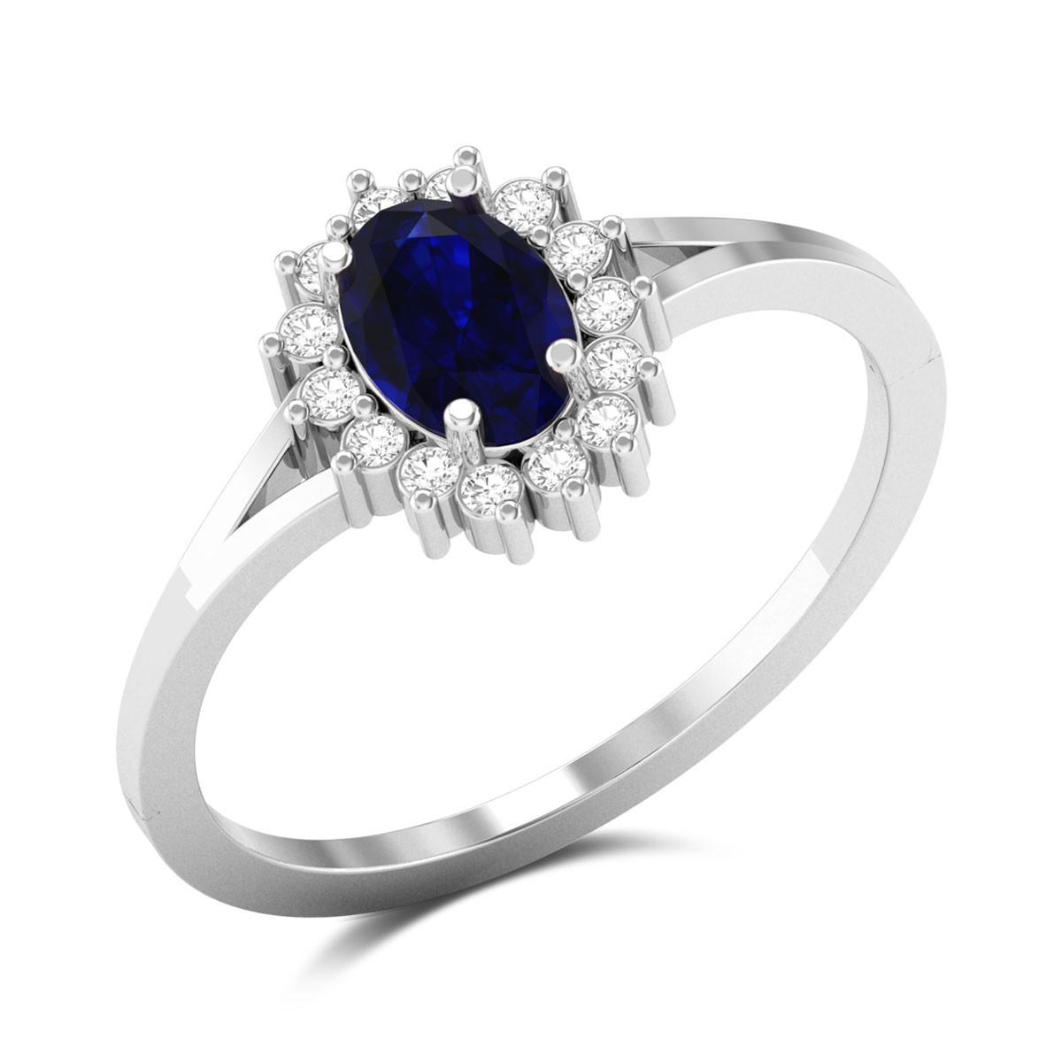 Heavenly Diamond Ring