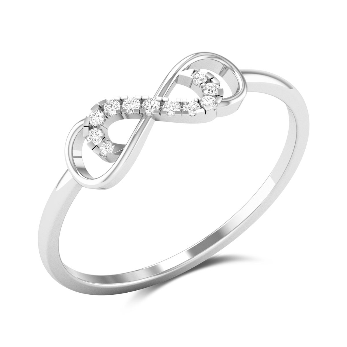 Infinite Celesta Diamond Ring