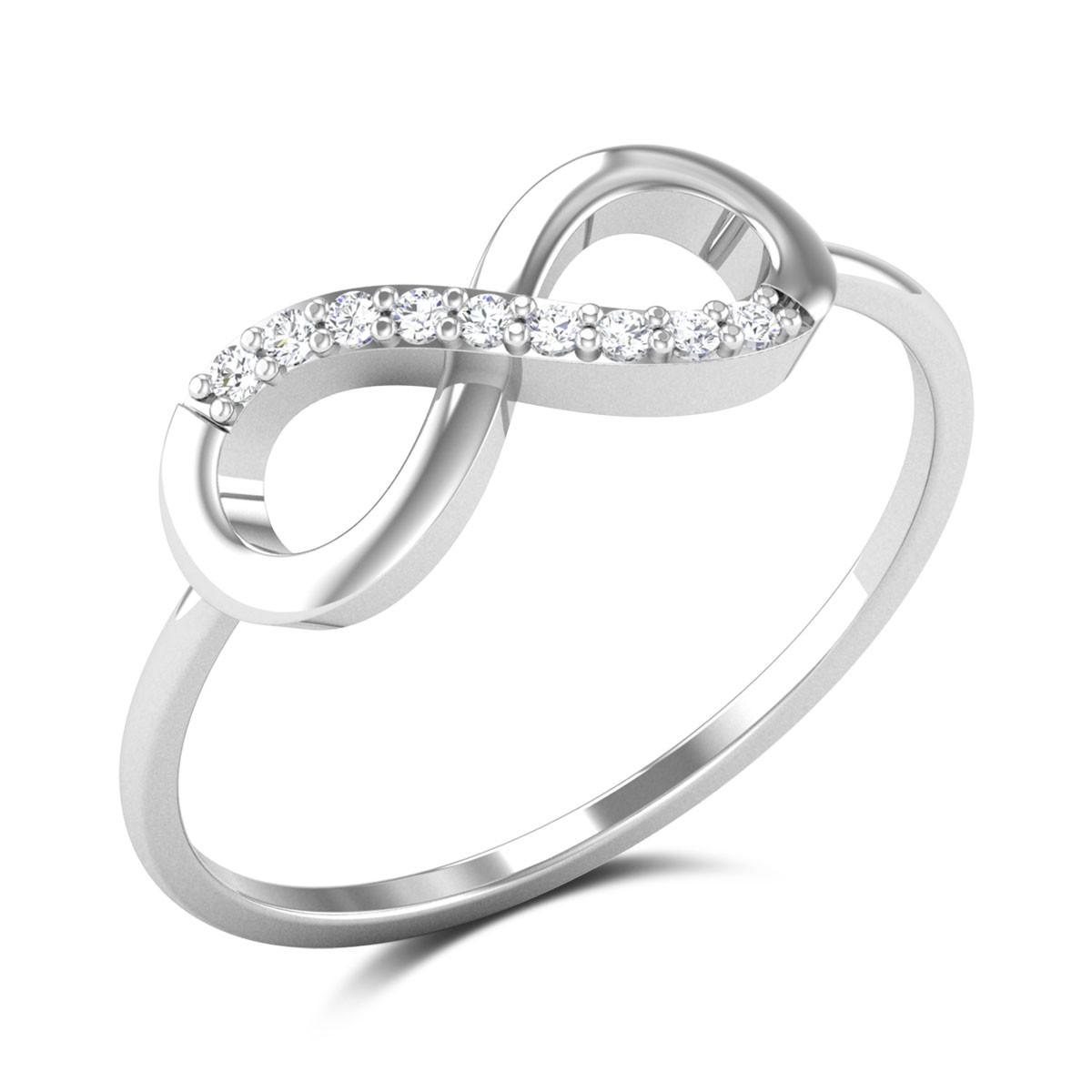 Love Confetti Diamond Ring
