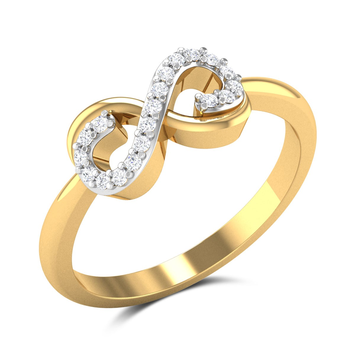 Dallianc Diamond Ring