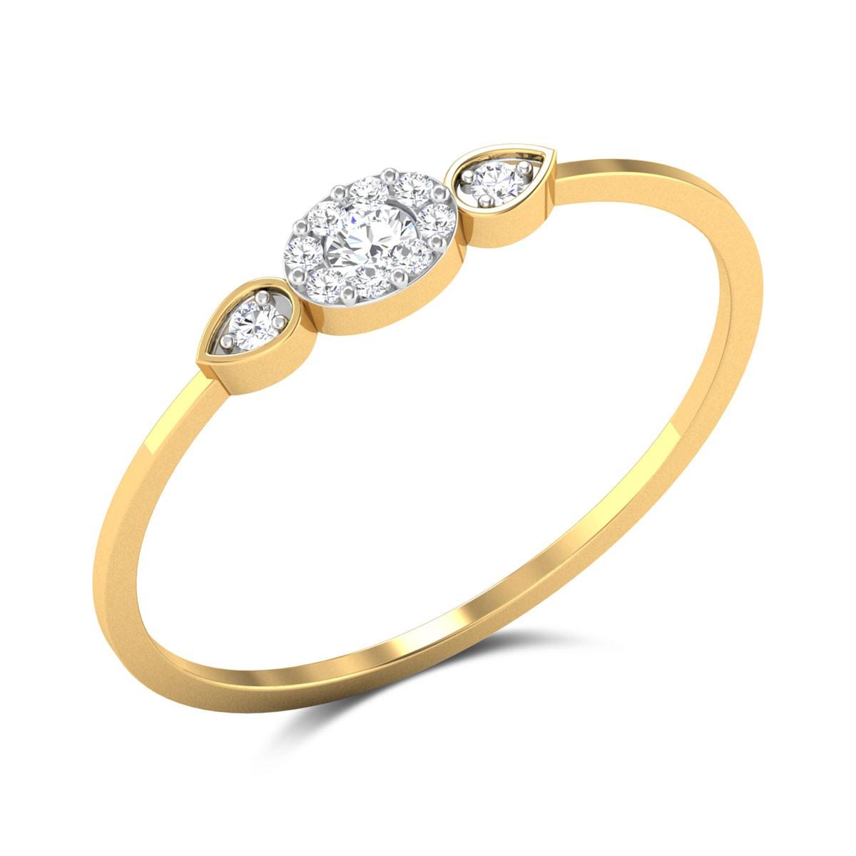 The Grio Diamond Ring