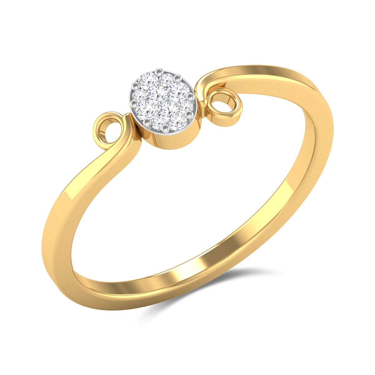 Astoria Diamond Ring