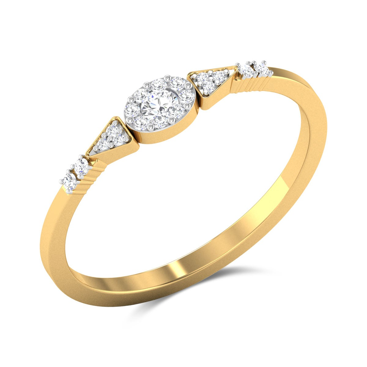 Highline Enchantment Diamond Ring