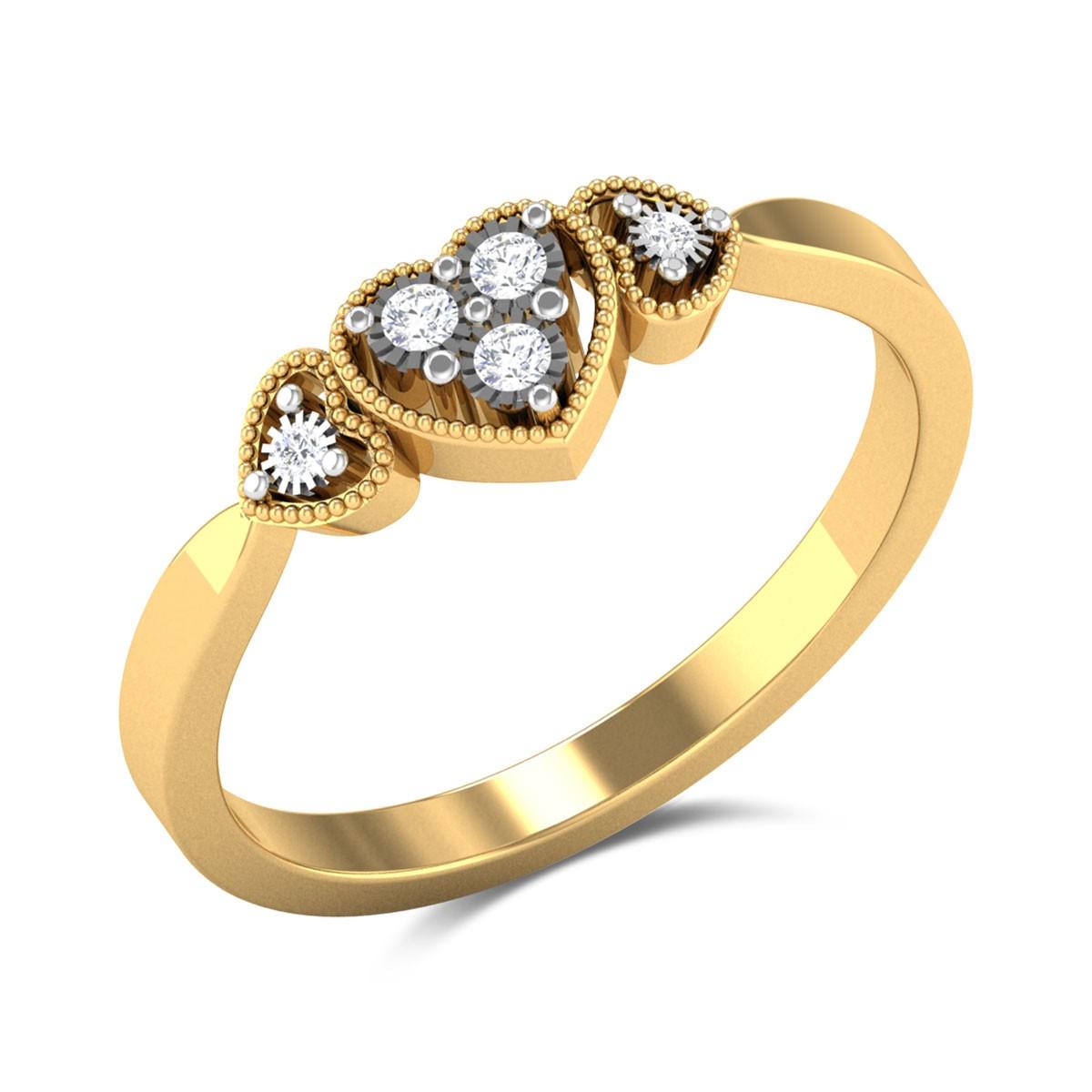 Soiree Diamond Ring