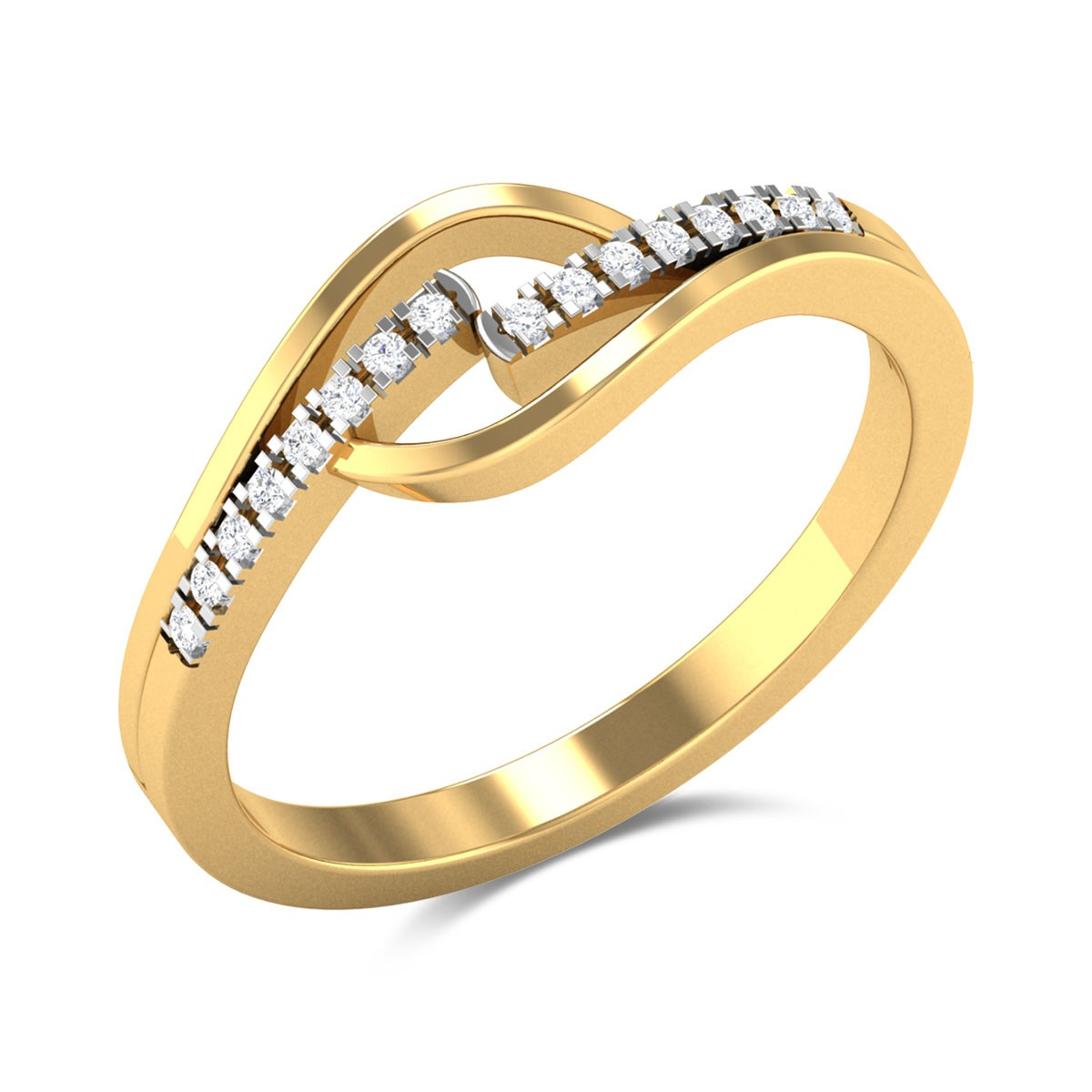 Voguep Diamond Ring
